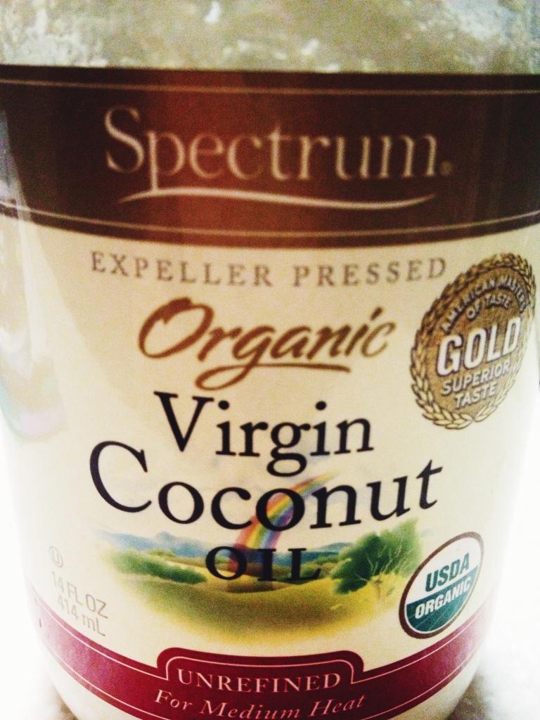 Unrefined Coconut Oil for Skin