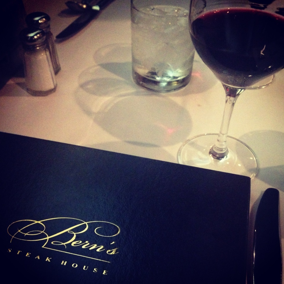 Bern's Steakhouse Tampa Wine