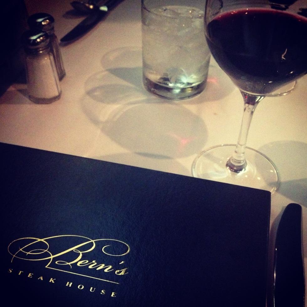 Bern's Steakhouse Tampa Wine