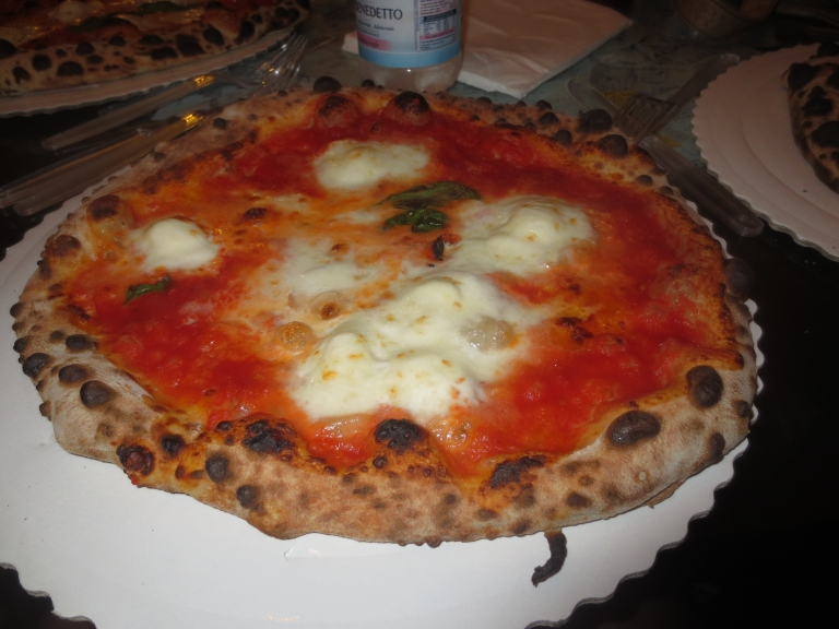 Gusta Pizza Florence Italy