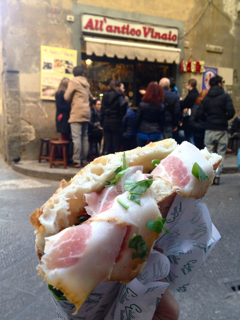 All'antico Vinaio Florence Best Panini