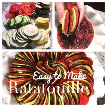 Easy to Make Ratatouille
