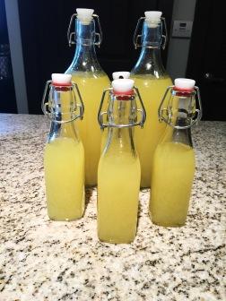 Limoncello della Casa - Authentic homemade limoncello recipe