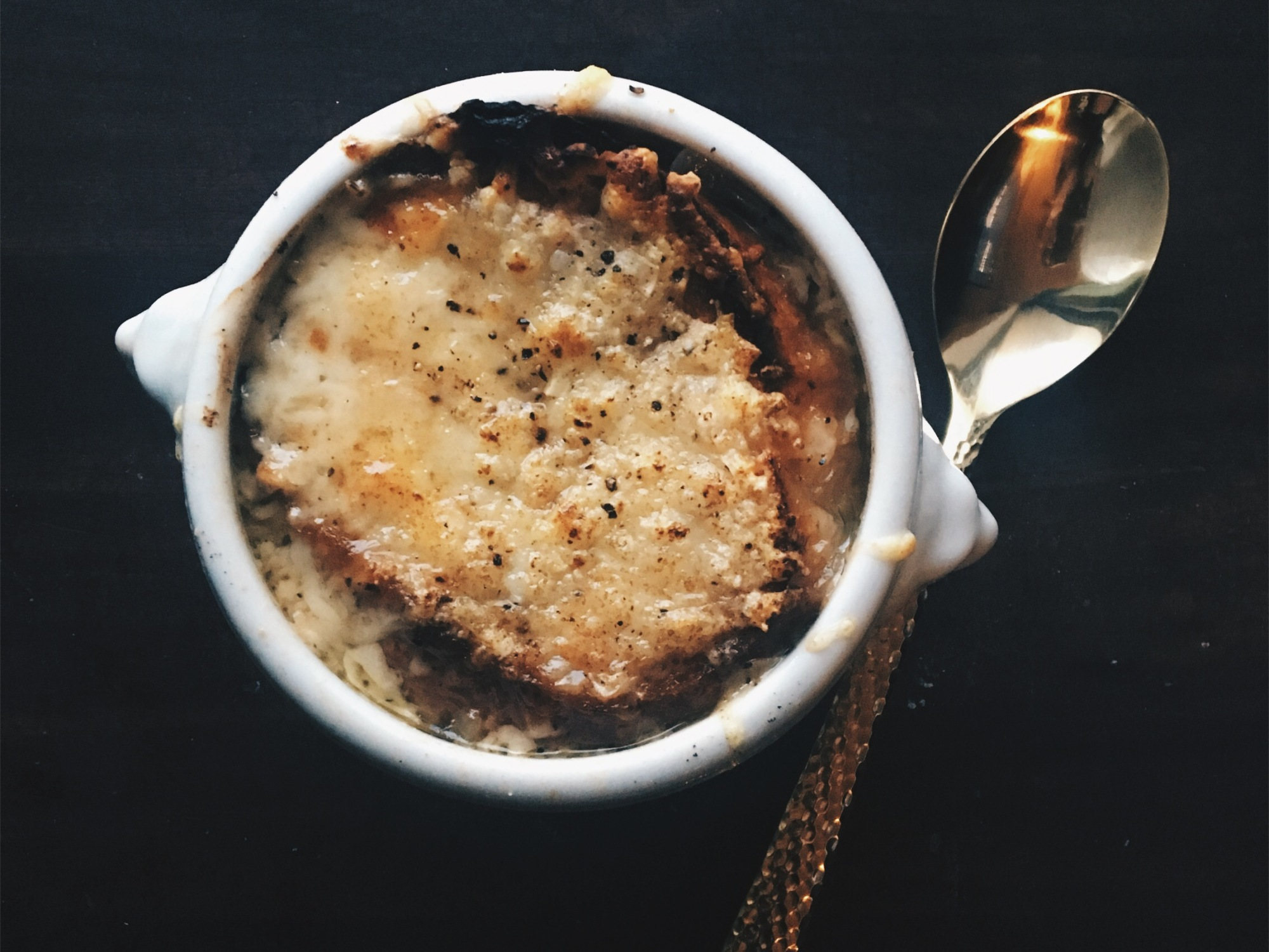 French Onion Soup | Comforting, go-to recipe for cool weather