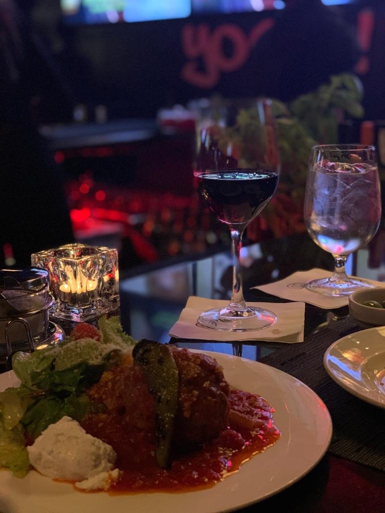 Steve Martorano Meatball Salad Fort Lauderdale
