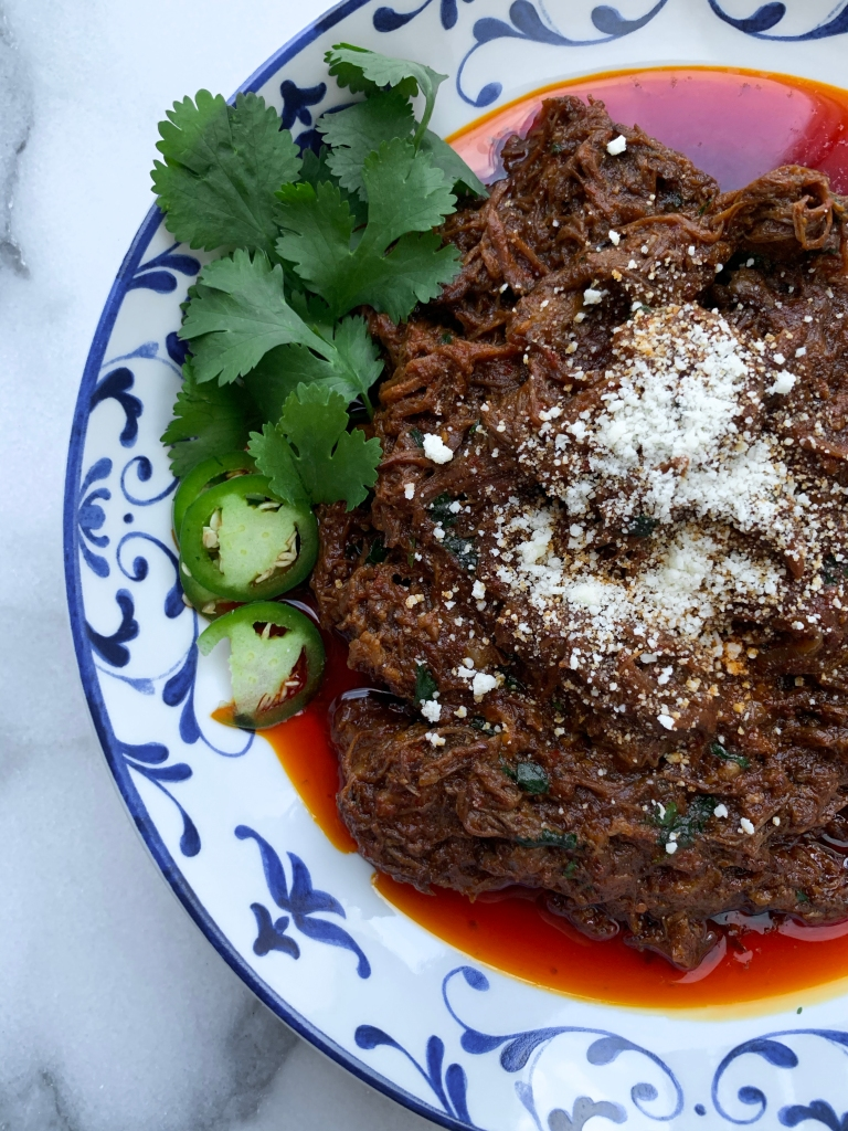 Spicy Guajillo Barbacoa